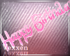 + Birthday Sign +