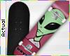 ☯ Wryte's Skateboard