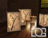 DG* Lanterns Cabin