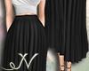 N. Black Vintage Skirt