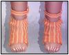Jenny Socks Orange
