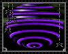 Purple Dj light dome