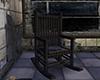 old rocker chair