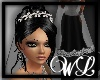 WL~ Tempest Wedding Veil