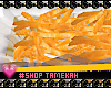 Wing place fries