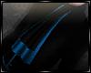 Blk/Blue Tailcoat