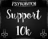 PB Support 10k