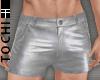 #T Rio Shorts #Silver