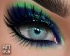Bess eyeshadow - navy