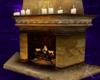 Golden Regal Fireplace