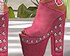 Jes Pink Heels