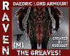 DAEDRIC LORD GREAVES!