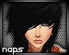 !N! Emo Black Hair