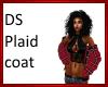 DS Plaid Coat