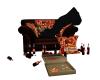 gryffindor pizza chair