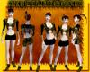 [FCS] Gold Black Velvet