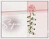Ⓢ Pillar Decor Roses