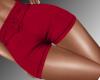 Elegant Shorts-Red