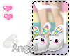 =3 ~Rainbow Bunny Slip~