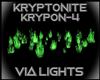 Kryptonite Cristals