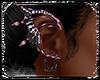 {SIN} Purple earpiercing