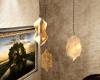 Gold Hanging Lights