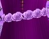 Light Purple Rose Belt