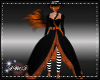 D- Piper Witch Gown