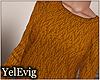 [Y] Lana sweater maiz