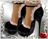 CH Black WIthe Shoes