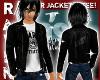 LOST JACKET & TEE!