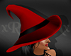 xRx Red Witch Hat