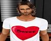 Heart of Sweet ~ T-shirt