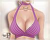 Clara Top Purple