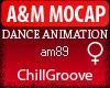 *ChillGroove* dance