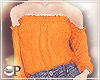 Gypsy Orange Top