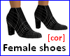 [cor] Derivable shoes F