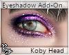 Violet Eyeshadow-Koby