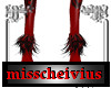 blood omen ankle fur