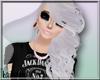 rihiel hair ; lavender