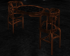 Medieval Table & Chairs