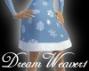 Snow Dreams Short Skirt