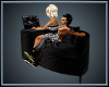 Black Passion Couch