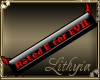 {Liy} Rated E for EVIL
