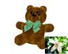 Teddy Bear Green