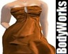 BBW Spice Silk Gown
