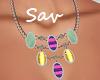 Easter Egg Jewel Set