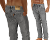 Perfect Grey Levi Jeans