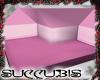 [S] Striped L Pink