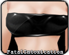 [F]PVC Black BoobTube
